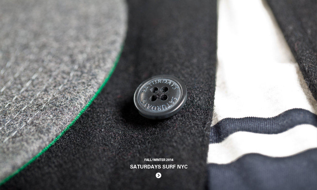 Streetmachine - Saturdays Surf NYC. Great selection of the latest goods from New York brand, Saturdays - Buy now from Streetmachine.com | Worldwide shipping