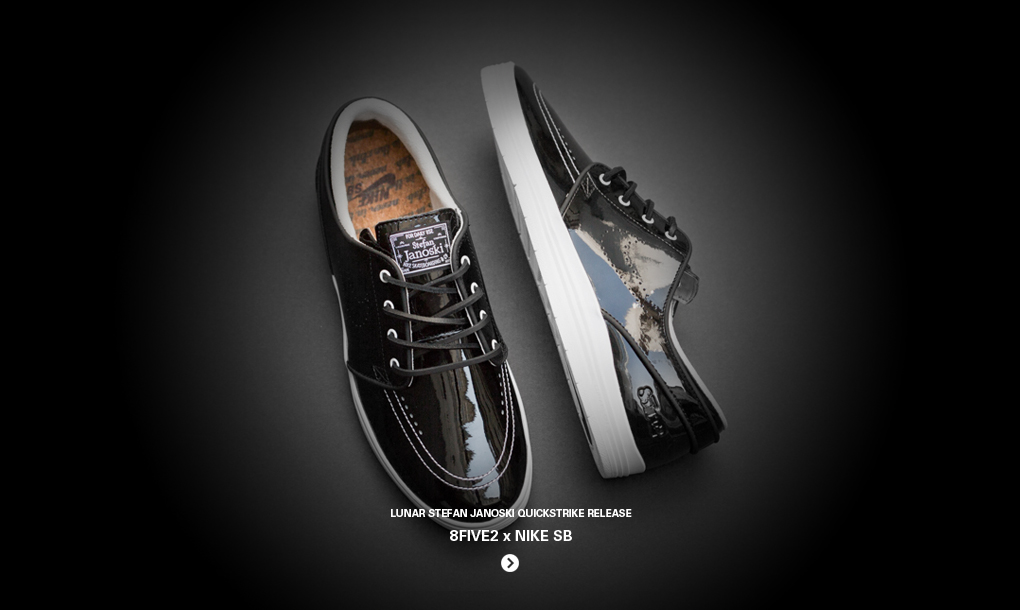 Streetmachine - NIKE SB QUICKSTRIKES - JANOSKI - 8FIVE2 - Buy now from Streetmachine.com | Worldwide shipping