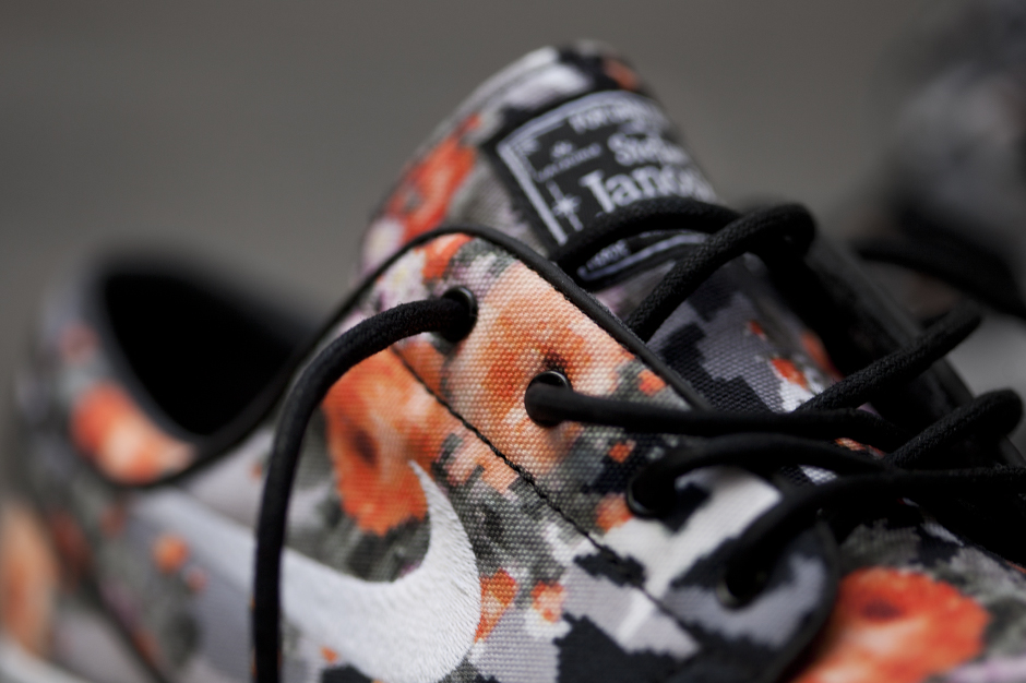 Nike sb t Shirt Floral Nike sb Janoski pr Floral