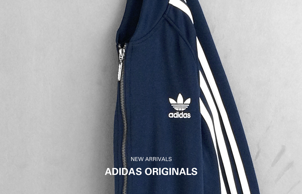 adidas Originals - New footwear collecton, classic tracktops and more, now available at Streetmachine