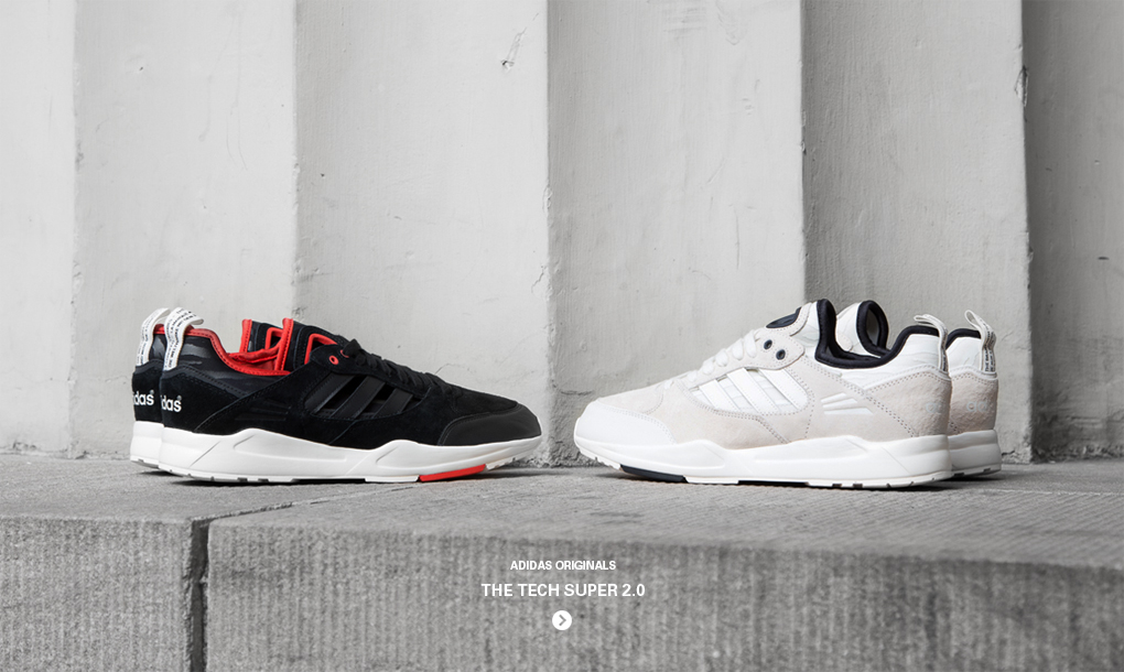 Streetmachine - adidas Originals - Tech Super 2.0 / ZX 5000 / ZX Flux and much more - Buy now from Streetmachine.com | Worldwide shipping