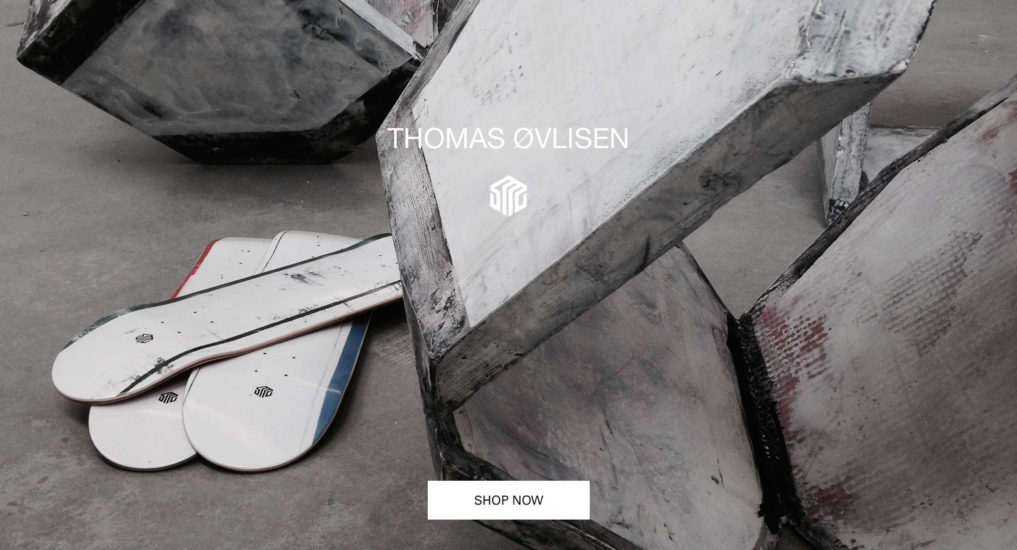 THOMAS ØVLISEN X STREETMACHINE. NEW SKATEBOARDS NOW AVAILABLE - SHOP NOW AT STREETMACHINE!