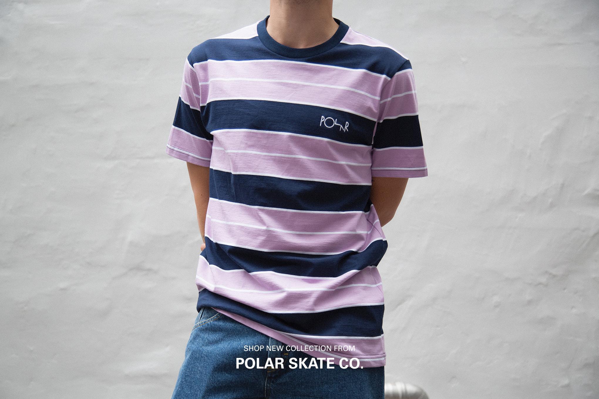 Polar Skate Co. Summer 2016 Collection - Shop now at Streetmachine Copenhagen.