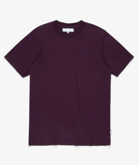 Streetmachine - Triple Logo S/S T-Shirt (Potent Purple)