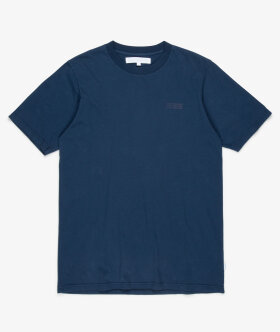 Streetmachine - Triple Logo S/S T-Shirt (Blue)