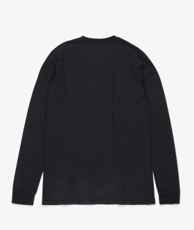 Streetmachine - Standard L/S T-Shirt (Boot Black)