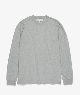 Streetmachine - Standard L/S T-Shirt (Heather Grey)