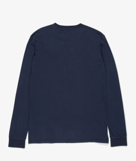 Streetmachine - Standard L/S T-Shirt (Dress Blue)
