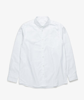 Button Down Oxford L/S Shirt from the Streetmachine Standard Collection