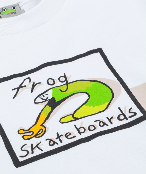 Frog Skateboards - Classic Frog Logo Tee