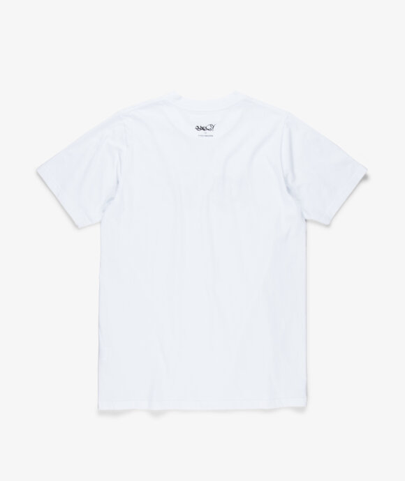 Streetmachine - SABE Felix Throw Up SS Tee