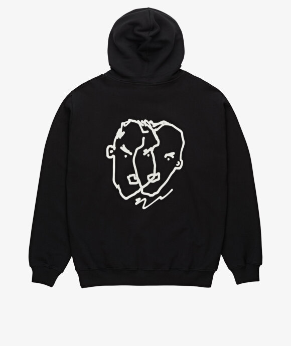 Polar Skate Co. - Two Sided Hoodie