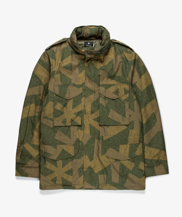 Snow Peak - Printed Military Jacket
