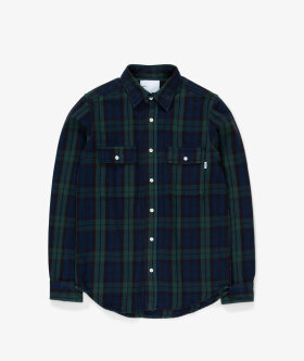 Adsum NYC - Heavyweight Flannel Workshirt (Worldwide shipping!)