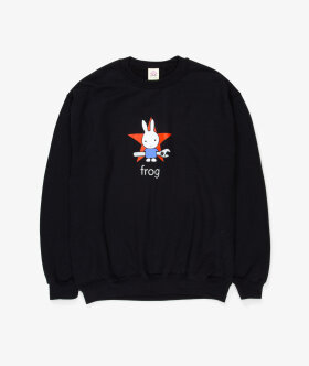 Frog Skateboards - Earth Defense Crewneck Sweatshirt