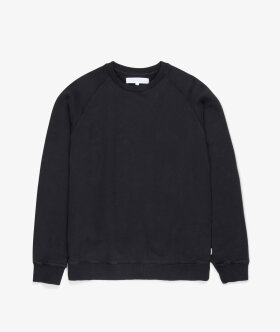 Streetmachine - Heavyweight Crewneck Sweatshirt (Boot Black)