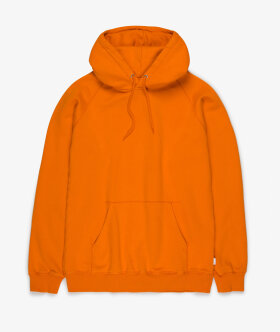 Streetmachine - Heavyweight Hooded Sweatshirt (Orange)