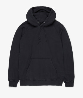 Streetmachine - Heavyweight Hooded Sweatshirt (Boot Black)