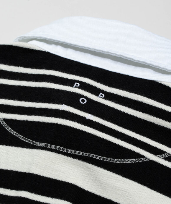 Pop Trading Company - Striped Rugby Shirt