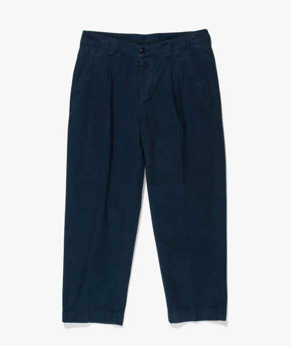 Albam - Ripstop Pleated Trousers