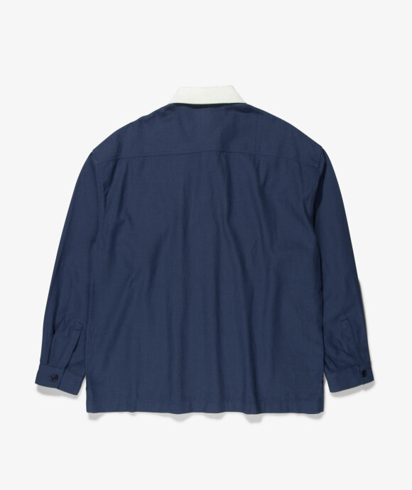 YMC - The Swerve Rugby Shirt