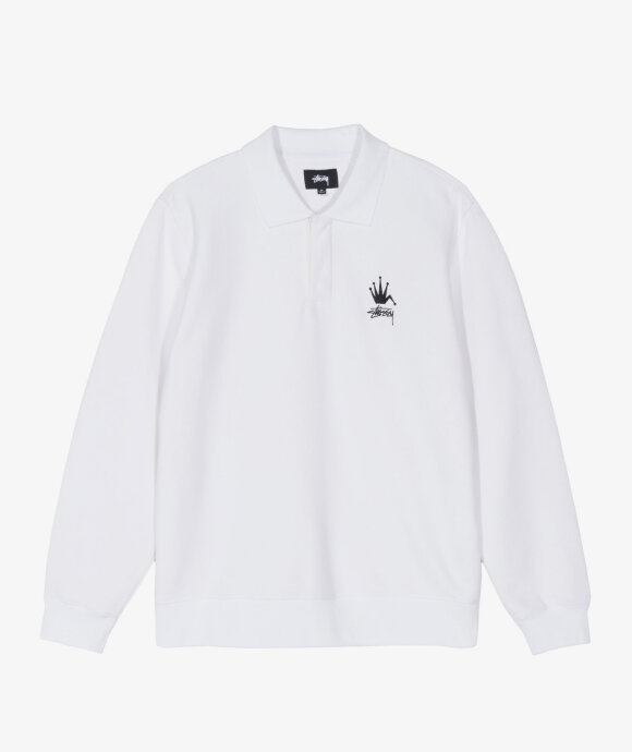 Stussy - Polo Fleece