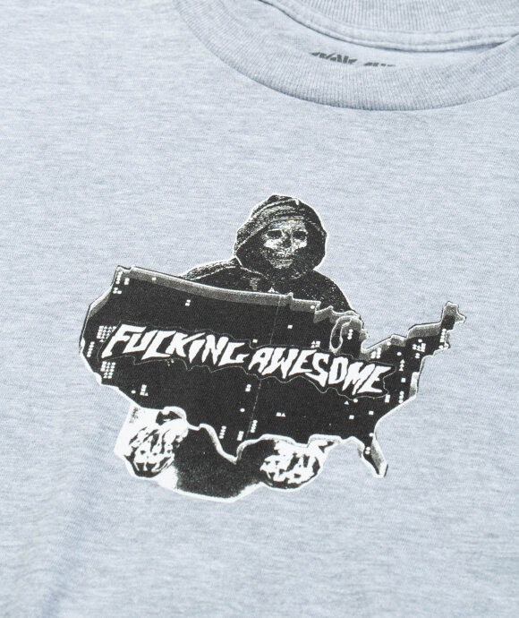 Fucking Awesome - Reaper L/S Tee