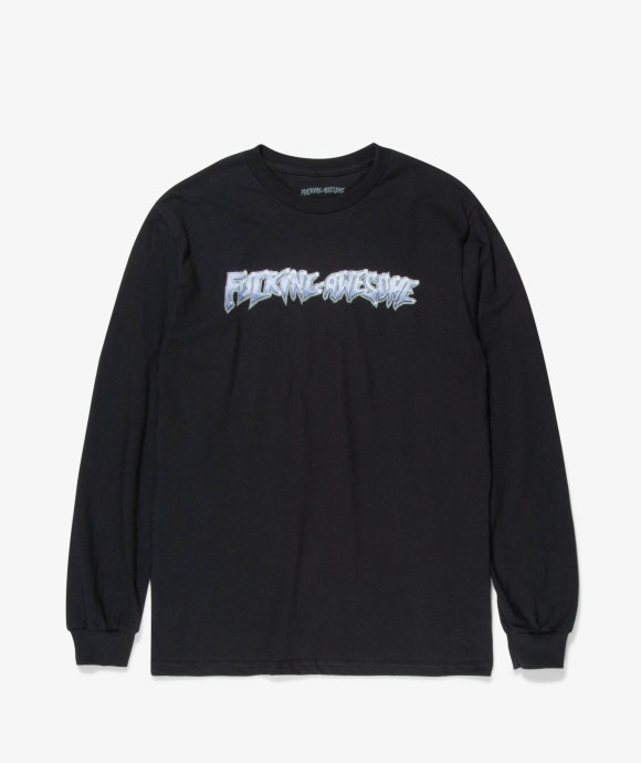 Fucking Awesome - Chrome L/S Tee