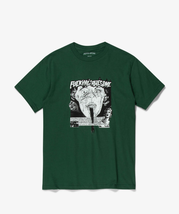 Fucking Awesome - Face Reality Tee