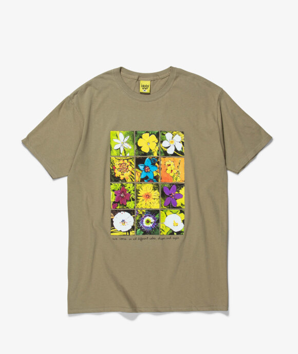 Iggy - Shapes And Sizes Tee