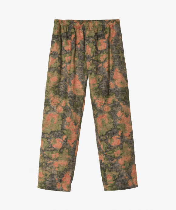Stussy - Reverse Jacquard Relaxed Pant