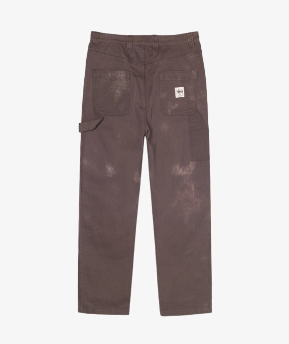 Stussy - Spotted Bleach Work Pant