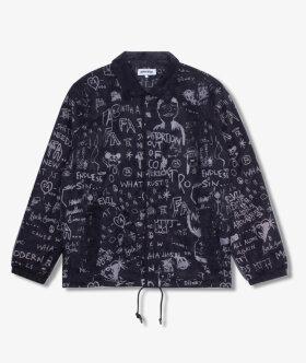 Fucking Awesome - Distortion Coaches Jacket