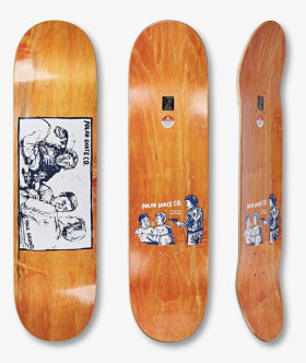 Polar Skate Co. - Paul Grund Cold Streak
