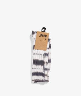 Stussy - Dyed Stripe Ribbed Socks