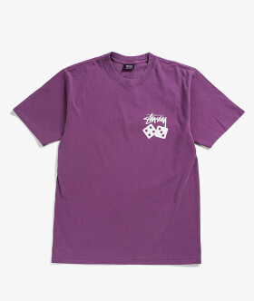 Stussy - Dice Pigment Dyed Tee