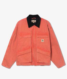 Stussy - Washed Canvas Shop Jacket