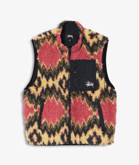 Stussy - Fillmore Sherpa Vest